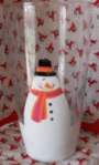 Tiffany's Snowman Glass 4