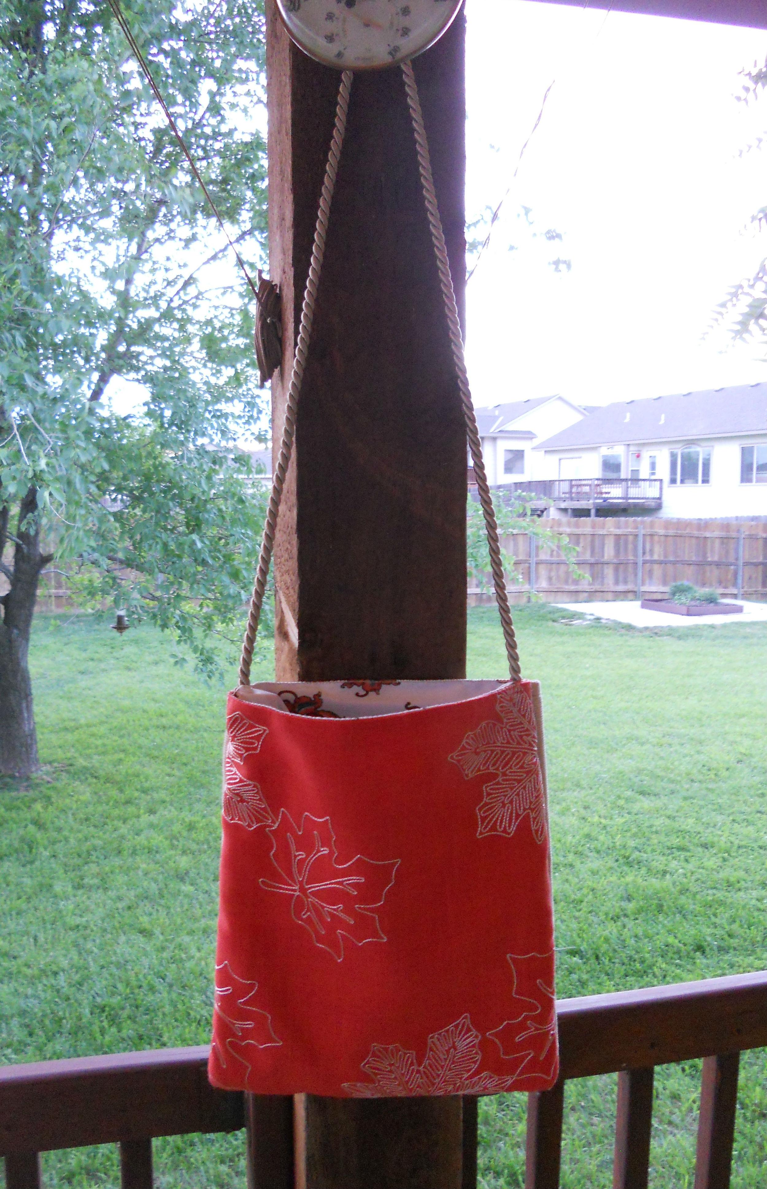 Placemat Tote Bag Pillows A La Mode