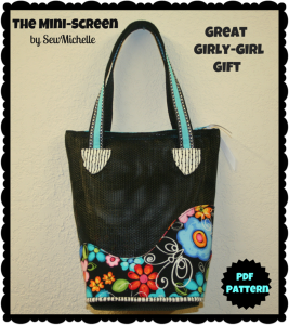 0 - Mini-screen bag