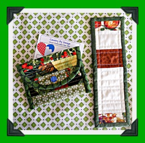 Gift Card Case and Bookmark