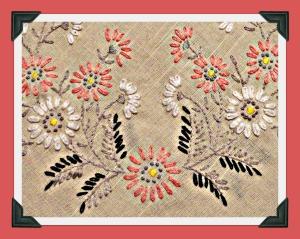 Vida's Tablecloth