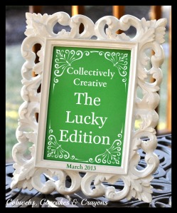 The Lucky Edition Logo March 2013