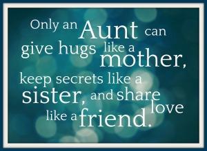 Aunt Quote