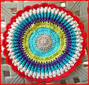 Crochet with Tamara Doily