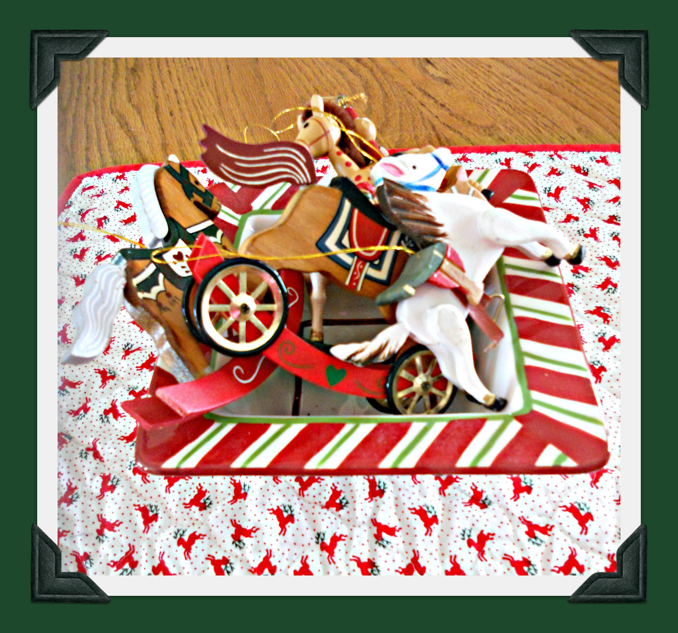 rocking horse christmas lesson plans