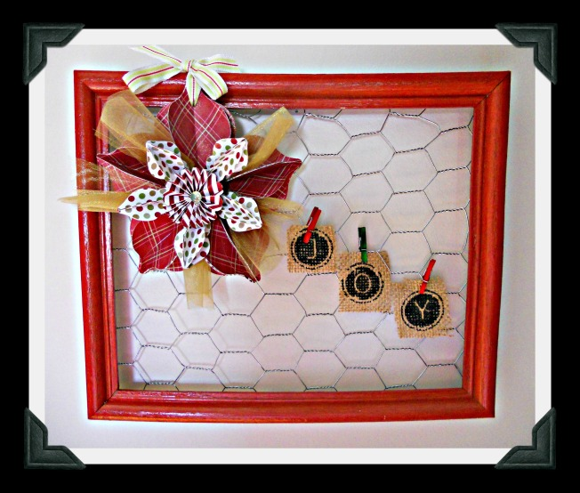 Christmas Wire Frame