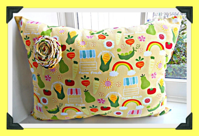 Veggie Pillow