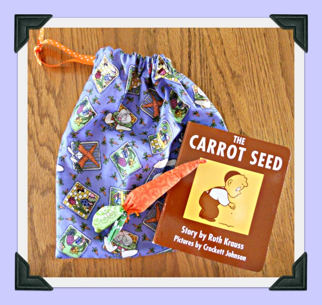 Carrot Tote
